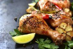 Piletina iz rerne sa zacinskim biljem