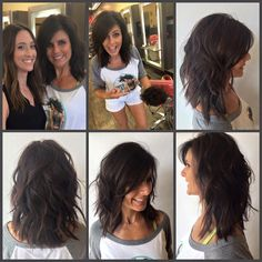 I DID IT...and I LOVE IT!!!  Thank you Becky my amazing stylist for almost 10 years! - http://ift.tt/1HQJd81