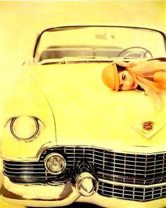 #Vintage #yellow.