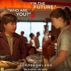 Disney's Tomorrowland:)