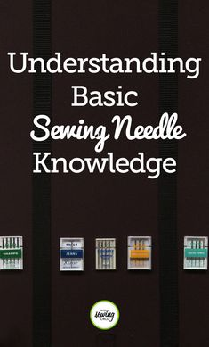 The sewing needle is often overlooked, although it is one of the most important pieces of a sewing project. In this video, ZJ Zumbach will teach us some important tips about needles, including how long they should be used before being replaced, and how to know which type of needle is best for each sewing project. See what other helpful advice ZJ has to offer in this sewing video.