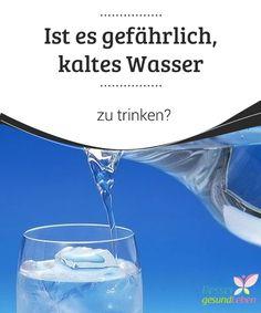 Ist es #gefährlich, kaltes Wasser zu trinken?  Immer wieder liest man, dass es #ungesund, ja sogar gefährlich sei, kaltes #Wasser zu trinken. Und in anderen Quellen hört man dann, gerade #kaltes Wasser sei gut. Was ist richtig, was ist falsch? In welcher #Situation ist kaltes Wasser schädlich? Wir erklären es dir hier!
