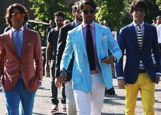 Lo que un hombre fashionista debería estar utilizando