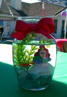 little mermaid decoration ideas - Buscar con Google