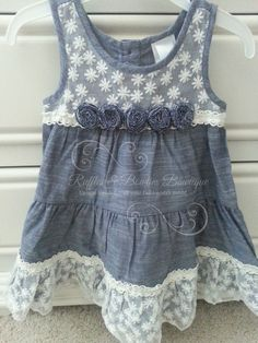 With Summer Rodeo's, Wedding & Stampede, right around the corner, we have lots of NEW and cute little outfits in stock for your little Fashionista's... Pair
