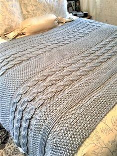 Afghan Patterns, Crochet Blanket Patterns, Baby Blanket Crochet, Knitting Patterns Free, Crochet Stitches, Crochet Baby, Simple Crochet, Crochet Shawl, Knitting Ideas