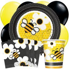 Honey Bee Party Package For 8 Guests