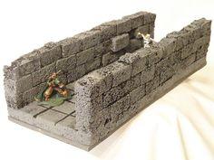 Hallway / Dungeon terrain