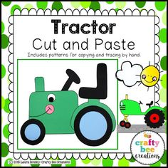 4d4445e2fd7a4d878ab5195053039202 T Letter Craft Tractor Template on preschool horse, for preschoolers, free printable alphabet,