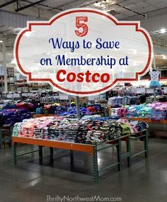 Costco Membership Coupon & Discount Offers - 5 ways to save on Membership Fees