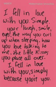 People should write notes/letters to their lover more often. It is a great keepsake.