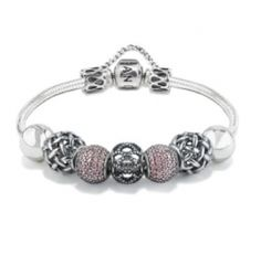 Bracelets et Colliers-Bracelet Pandora569-1038- €160.00