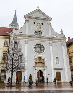 Исторический центр Кошице Bratislava, Notre Dame, Building, Travel, Beautiful, Viajes, Buildings, Destinations, Traveling