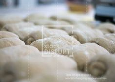 Raw Bread Rolls