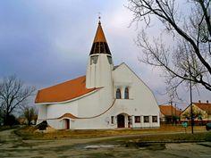 Jó Pásztor Ökumenikus templom Photo taken in Hortobágy, Hungary