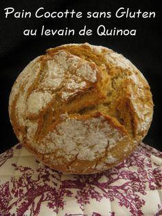 Pain de mais portugais sans gluten