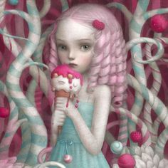 """A tribute to Alice in Wonderland ~ The Collection, """"Heavenly Nightmares"""""""