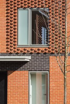 Hargood Close Colchester Essex, Brickwork, Architects, Blinds, Windows, Building, Outdoor Decor, Home, Design