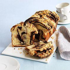 Chocolate Swirl Bread Recipe - Woman's Day