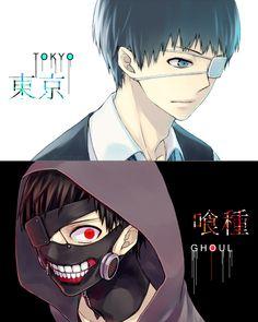 Tokyo Ghoul ~~ Kaneki Ken