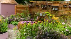 Explore the line-up of more than 30 exciting show gardens and features at the RHS Hampton Court Flower Show in 2018 Hampton Court Flower Show, Rhs Hampton Court, Summer Garden, The Hamptons, Palace, Garden Design, Patio, Outdoor Decor, Flowers