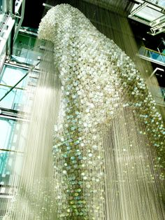 Glass Sculpture - Thomas Heatherwick