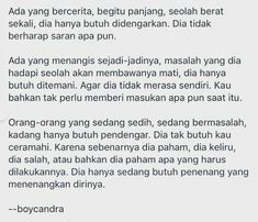 39 New Ideas Quotes Indonesia Boy Candra Sassy Quotes, Bad Mood Quotes, Rude Quotes, Quotes Rindu, Text Quotes, Tumblr Quotes, Smile Quotes, People Quotes, Book Quotes