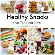Wondering how to make your own healthy snacks for toddlers? Well, I've found the easiest recipes that are tasty and healthy!