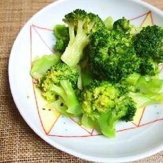 ブロッコリーをイタリアンな前菜に☆白ワインにも合います♪ Yams, Japanese Food, Healthy Cooking, Broccoli, Side Dishes, Lunch Box, Yummy Food, Food And Drink, Vegetables