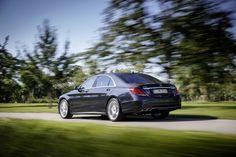 Mercedes S-klasse gamma in Maart vier modellen rijker