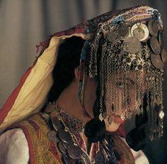 Средачка Жупа Metohija (South-Western #Serbia) bride /nevesta oglavlje PREVEZ
