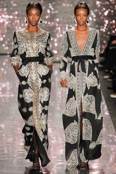 Dresses by Naeem Khan