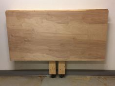 Cutting the cable: Easy to Build Folding Workbench