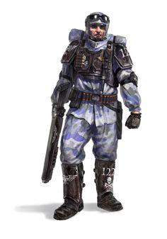 nightbringer24: Veteran of the Cadian 122nd for Warhammer 40k Campaign Facebook group. (via DakkaDakka)