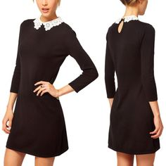 1b22afb3d19 Платье маленькое чёрное  лучшие изображения (15)