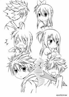 Lucy and Natsu Children