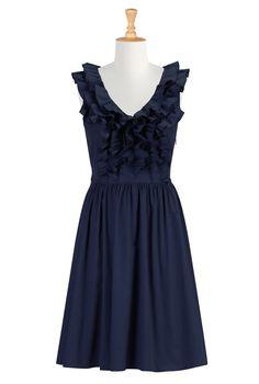 Shop women's designer fashion - A-line dress - Shop for A-line dresses   eShakti.com
