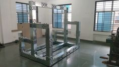 SimTest Dynamics LLP offers a wide range of portal frame.SimTest Dynamics LLP is a manufacturer,supplier of portal frame in Noida/Delhi NCR/Faridabad,India