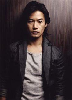竹野内 豊 Takenouchi Yukata ~ Japanese actor.