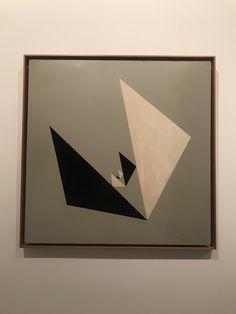 Alexandre Wollner | Composição com Triângulo Proporcional (1953)