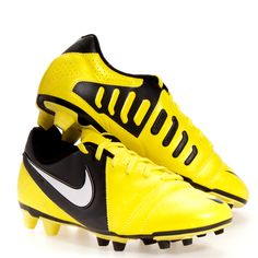 Nike Ctr360 Enganche Iii Men s Soccer Shoes  Yellow 7 4f66bdaa53ce3