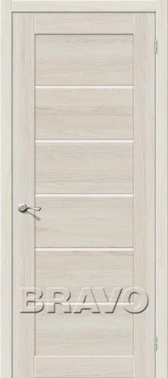 Межкомнатная  дверь с Эко шпоном VP5 luce СТ-Magic Fog