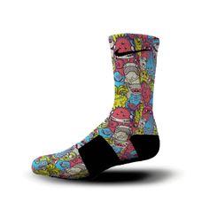 Monster Mash | Custom Designed Socks