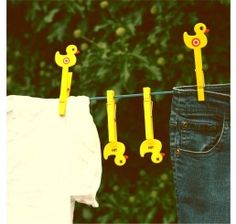 You might recognize these Sitting Duck Clothes Pegs from your local amusement park gun-based games but they are also perfect for hanging socks on your washing line but that is just the beginning of their many uses. Target Clothes, Clothes Pegs, Clothes Line, Pet Clothes, Things To Buy, Stuff To Buy, Cool Stuff, Cool Gadgets, Fancy