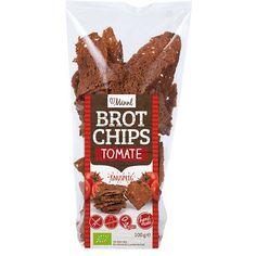 Bio Brotchips Tomate