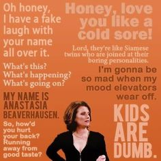 Karen Walker Will and Grace Tv Show Quotes, Movie Quotes, Funny Quotes, Quotable Quotes, Karen Will And Grace, Karen Walker Quotes, Anastasia Beaverhausen, Classic Quotes, Great Tv Shows