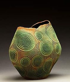 Charles Gluskoter - thrown and hand-built stoneware pottery