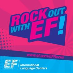 Win a chance to see either Lady Gaga, Justin Bieber or David Guetta.  www.ef.com/EFRocks