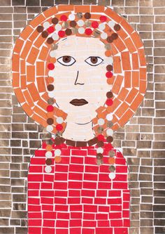 Could incorporate with Byzantine Art - Zart Art Easy Art Craft Activities Byzantine Art, Byzantine Mosaics, Australian Art For Kids, Renaissance And Reformation, Mosaic Art Projects, Art Courses, Collaborative Art, Medieval Art, Art Plastique