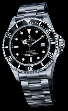 would love for him to have-i'm working on it-ROLEX SEADWELLER